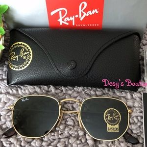 93b77a8ee79dc Ray-Ban Accessories - 🎈SALE 💯BRAND NEW Ray-ban Hexagonal G15 RB3548